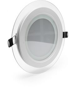 Светильник Glass panel light 15W 4000K d200 IP20